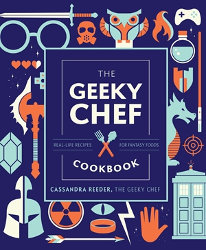 The Geeky Chef Cookbook Gift Edition