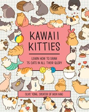 Kawaii Kitties Learn How to Draw Cats in All Their Glory