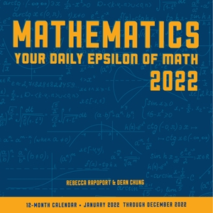 Mathematics 2022: Your Daily Epsilon of Math