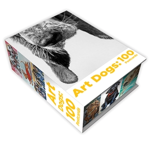 Art Dogs: 100 Postcards