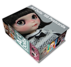 Art Dolls 100 Postcards