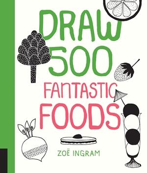 Draw 500 Fantastic Foods