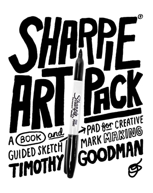 Sharpie Art Pack