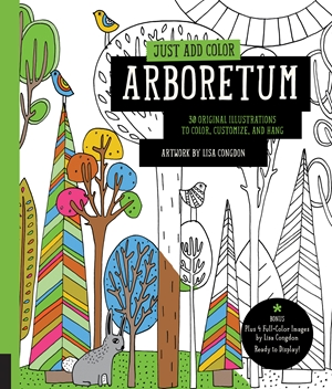 Just Add Color: Arboretum