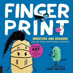 Fingerprint Monsters and Dragons