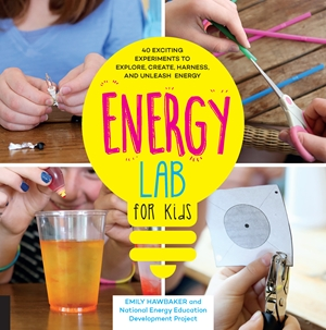 Cover of Energy Lab for Kids 9781631592508