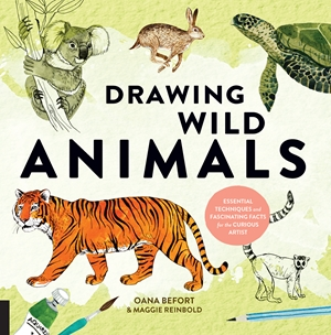 The Curious Artist: Drawing Animals