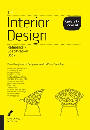 The Interior Design Reference & Specification Book revised & updated