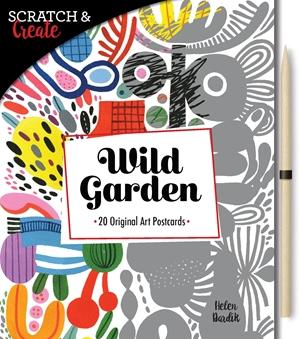 Scratch & Create: Wild Garden