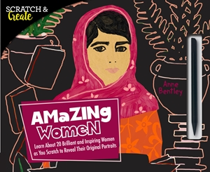 Scratch & Create: Amazing Women