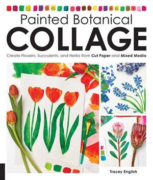 Painted Botanical Collage