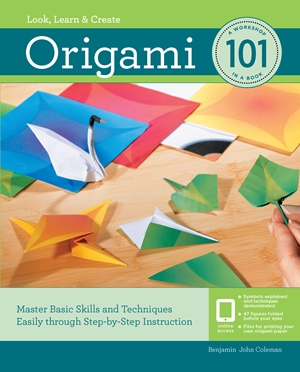 Origami 101 Master Basic Skills and Techniques Easily Through Step-by-Step Instruction