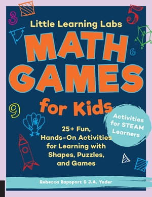 Little Learning Labs: Math Games for Kids, abridged paperback edition