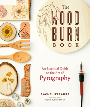 The Wood Burn Book