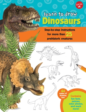 Learn to Draw Dinosaurs
