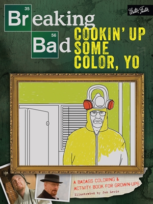 Breaking Bad: Cookin' Up Some Color, Yo