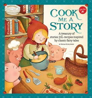 Cover of Cook Me a Story 9781633220669
