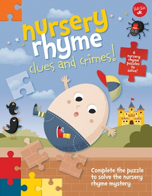 Nursery Rhyme Clues and Crimes!