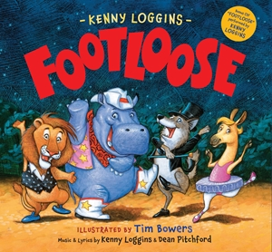"Footloose Bonus CD! ""Footloose"" performed by Kenny Loggins"