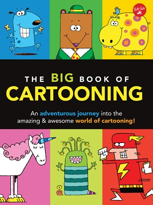 The Big Book of Cartooning