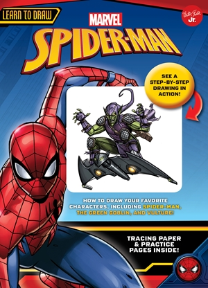 Learn to Draw Marvel Spider-Man