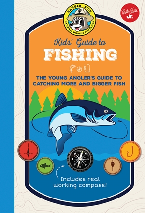 Cover of Ranger Rick Kids' Guide to Fishing