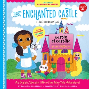 Lift-a-Flap Language Learners: The Enchanted Castle