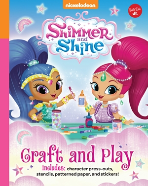 Nickelodeon's Shimmer and Shine: Craft and Play