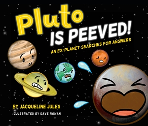 Pluto Is Peeved