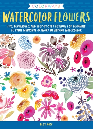 Colorways: Watercolor Flowers