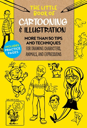 The Little Book of Cartooning & Illustration