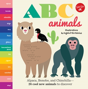 Little Concepts: ABC Animals