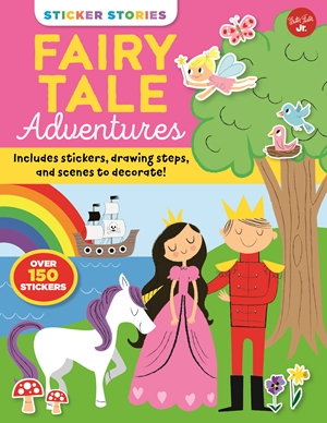 Sticker Stories: Fairy Tale Adventures