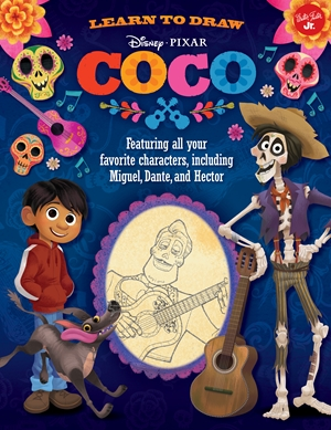 Learn to Draw Disney/Pixar Coco