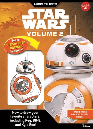 Learn to Draw Star Wars: Volume 2