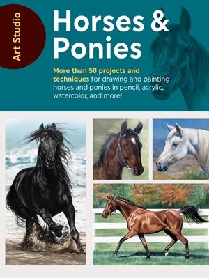 Art Studio: Horses & Ponies