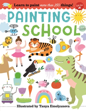 Painting School Learn to paint more than 250 things!