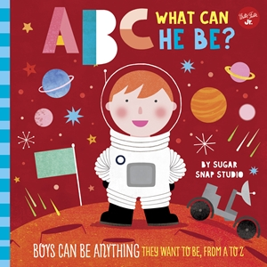 ABC for Me: ABC What Can He Be?