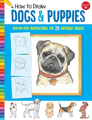 How to Draw Dogs & Puppies