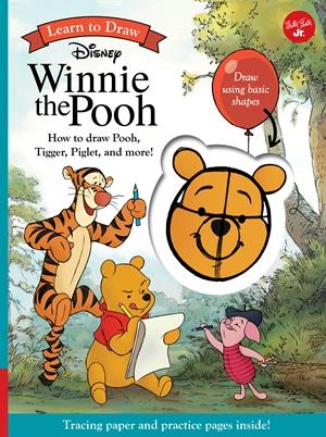 Learn to Draw Disney Winnie the Pooh