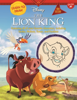 Learn to Draw Disney The Lion King