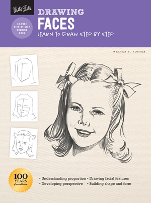 Drawing: Faces Learn to draw step by step