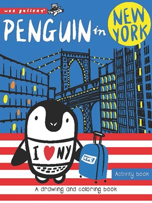 Penguin in New York