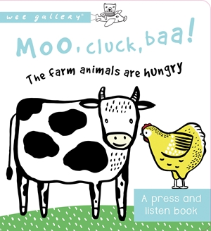 Moo, Cluck, Baa! The Farm Animals are Hungry