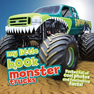 My Little Book Of Monster Trucks