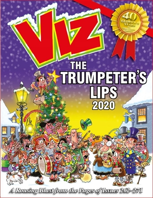 Viz Annual 2020: The Trumpeter's Lips