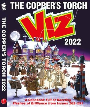 Viz Annual 2022: The Copper's Torch