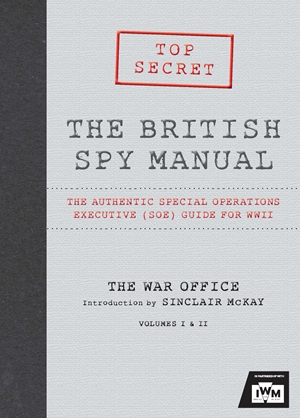 The British Spy Manual