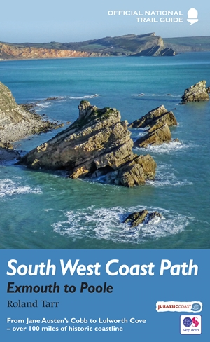 South West Coast Path: Exmouth to Poole