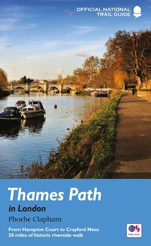 Thames Path in London